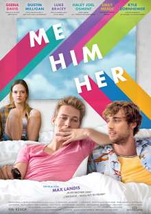 Me Him Her (OmU), DVD
