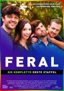 Feral Staffel 1 (OmU), DVD