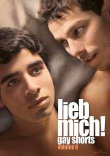 Lieb mich! Gay Shorts Vol. 6 (OmU), DVD