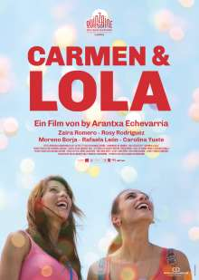 Carmen & Lola (OmU), DVD