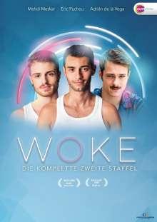 WOKE Staffel 2 (OmU), DVD