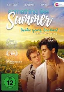 Something like Summer (OmU), DVD