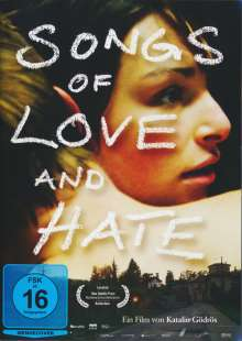 Songs of Love and Hate, DVD