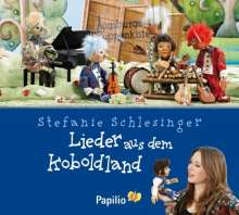 Stefanie Schlesinger (geb. 1977): Lieder aus dem Koboldland, CD