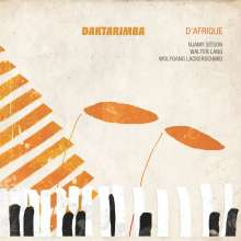 Daktarimba (Njamy Sitson, Walter Lang & Wolfgang Lackerschmid): D'Afrique, CD