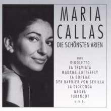 Maria Callas - Die schönsten Arien, 2 CDs