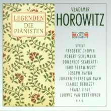 Vladimir Horowitz,Klavier, 2 CDs