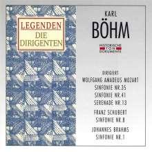 Karl Böhm dirigiert die Wiener Philharmoniker, 2 CDs