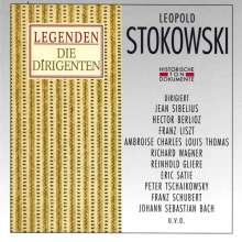 Leopold Stokowski dirigiert das Philadelphia Orchestra, 2 CDs