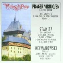 Große böhmische Komponisten Vol.3, 2 CDs