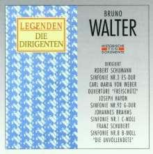 Bruno Walter dirigiert, 2 CDs