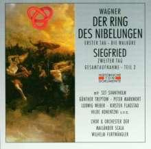 Richard Wagner (1813-1883): Der Ring des Nibelungen (Gesamtaufnahme Teil 3), 2 CDs