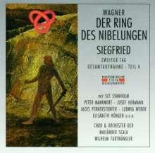 Richard Wagner (1813-1883): Der Ring des Nibelungen (Gesamtaufnahme Teil 4), 2 CDs