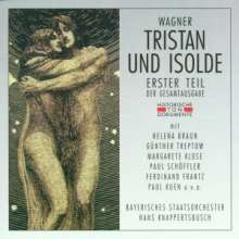 Richard Wagner (1813-1883): Tristan und Isolde (1.Teil), 2 CDs