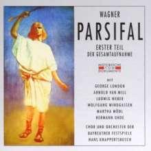 Richard Wagner (1813-1883): Parsifal (1.Teil), 2 CDs