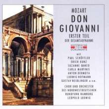 Wolfgang Amadeus Mozart (1756-1791): Don Giovanni (Teil 1), 2 CDs