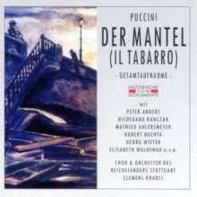 Giacomo Puccini (1858-1924): Il Tabarro (2 Gesamtaufnahmen in deutsch & italienisch), 2 CDs