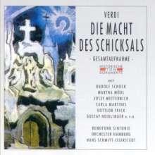 Giuseppe Verdi (1813-1901): La Forza del Destino (in dt.Spr.), 2 CDs