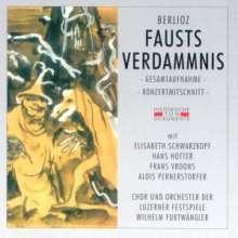 Hector Berlioz (1803-1869): La Damnation de Faust (in dt.Spr.), 2 CDs