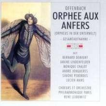 Jacques Offenbach (1819-1880): Orphee aux Enfers, 2 CDs