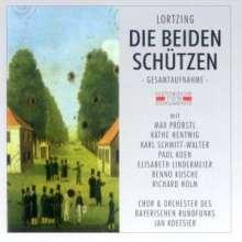 Albert Lortzing (1801-1851): Die beiden Schützen, 2 CDs