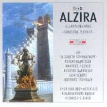 Giuseppe Verdi (1813-1901): Alzira (in dt.Spr.), 2 CDs