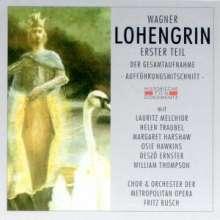 Richard Wagner (1813-1883): Lohengrin (1.Teil), 2 CDs