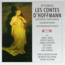 Jacques Offenbach (1819-1880): Les Contes D'Hoffmann, 2 CDs