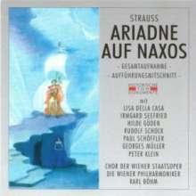 Richard Strauss (1864-1949): Ariadne auf Naxos, 2 CDs
