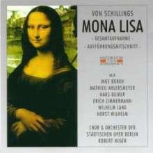 Max von Schillings (1868-1933): Mona Lisa, 2 CDs