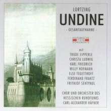 Albert Lortzing (1801-1851): Undine, 2 CDs