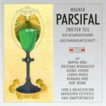 Richard Wagner (1813-1883): Parsifal (2.Teil), 2 CDs