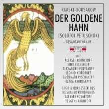 Nikolai Rimsky-Korssakoff (1844-1908): Der goldene Hahn, 2 CDs