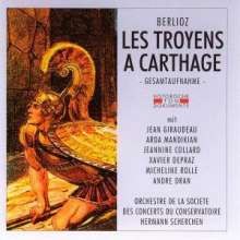 Hector Berlioz (1803-1869): Les Troyens, 2 CDs