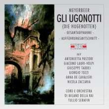 Giacomo Meyerbeer (1791-1864): Die Hugenotten (in ital.Spr.), 2 CDs