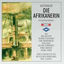 Giacomo Meyerbeer (1791-1864): L'Africana (in dt.Spr.), 2 CDs