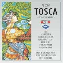 Giacomo Puccini (1858-1924): Tosca (in deutscher Sprache), 2 CDs