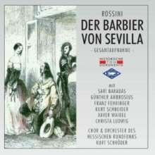 Gioacchino Rossini (1792-1868): Der Barbier von Sevilla (in dt.Spr.), 2 CDs