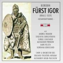 Alexander Borodin (1833-1887): Fürst Igor, 2 CDs