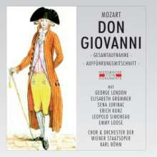 Wolfgang Amadeus Mozart (1756-1791): Don Giovanni, 2 CDs