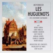 Giacomo Meyerbeer (1791-1864): Die Hugenotten, 2 CDs