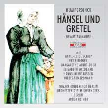 Engelbert Humperdinck (1854-1921): Hänsel & Gretel, 2 CDs