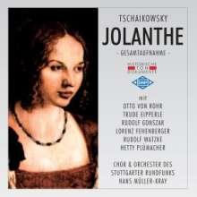 Peter Iljitsch Tschaikowsky (1840-1893): Iolanta (in deutscher Sprache), 2 CDs