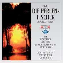 Georges Bizet (1838-1875): Les Pecheurs de Perles (in deutscher Spr.), 2 CDs