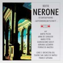 Arrigo Boito (1842-1918): Nerone, 2 CDs