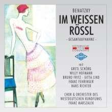 Ralph Benatzky (1884-1957): Im weissen Rössl, 2 CDs