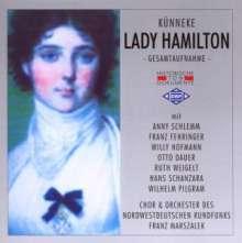 Eduard Künneke (1885-1953): Lady Hamilton, 2 CDs