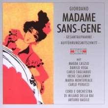 Umberto Giordano (1867-1948): Madame Sans Gene, 2 CDs