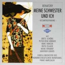Ralph Benatzky (1884-1957): Meine Schwester und ich, 2 CDs