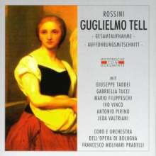 Gioacchino Rossini (1792-1868): Wilhelm Tell, 2 CDs